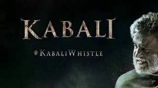 Kabali Whistle Theme Promo | Rajinikanth | Pa Ranjith | Santhosh Narayanan