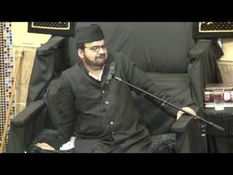 Maulana Abid Bilgrami 2nd Safar 1438 2016