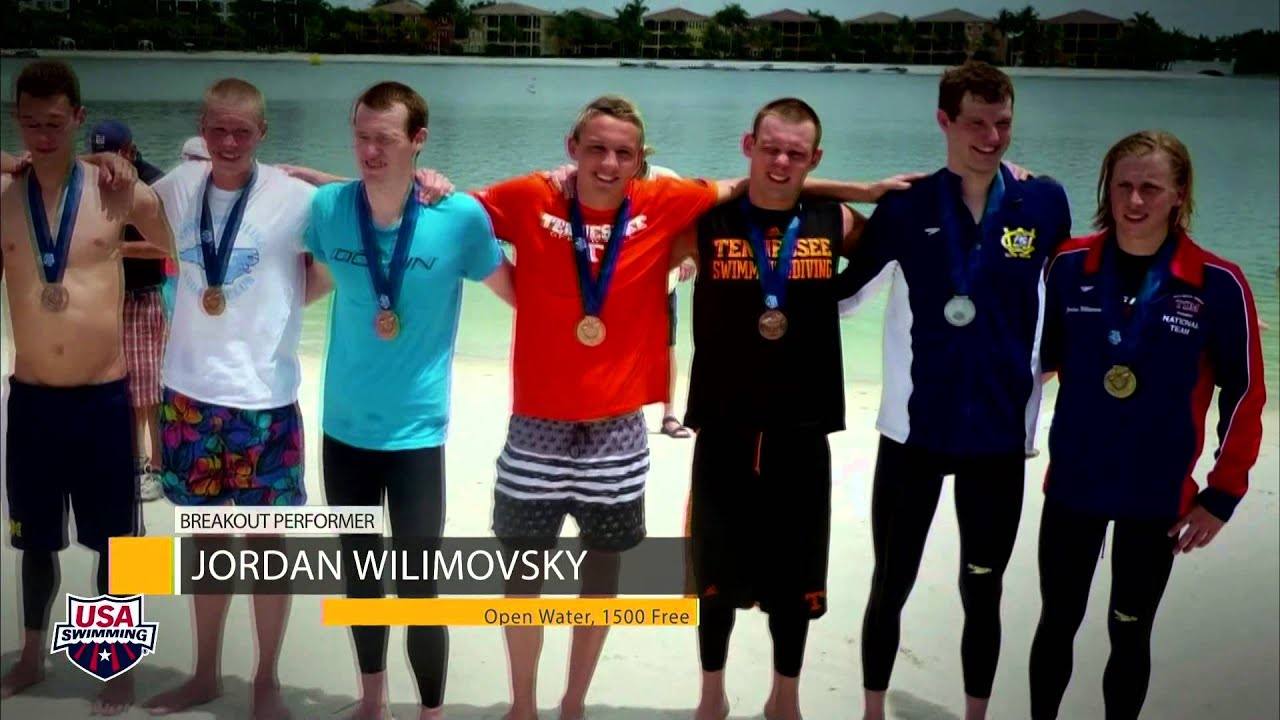 2015 Golden Goggle Awards Show: Breakout Performer of the Year, Jordan Wilimovsky