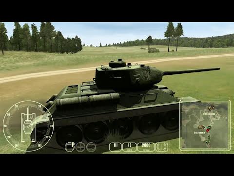Поиграем с Холи в T-34 против Тигра - №10 - Т-34 - Разведка боем