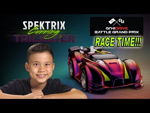 Anki DRIVE Battle Grand Prix – RACE DAY!