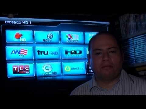 SKY HD 2 REVISION DE LA SEÑAL DE ALTA DEFINICION
