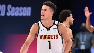 Michael Porter Jr Career High 37 Points vs Thunder! 2020 NBA Restart
