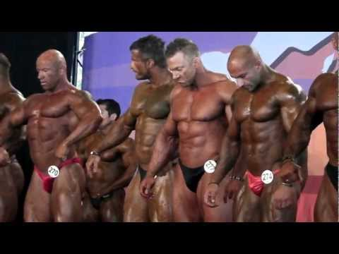 Alessandro De Filippi, Fernand Olloz, Oliver Price, Ioannis Mangos - Arnold Amateur Europe 2012