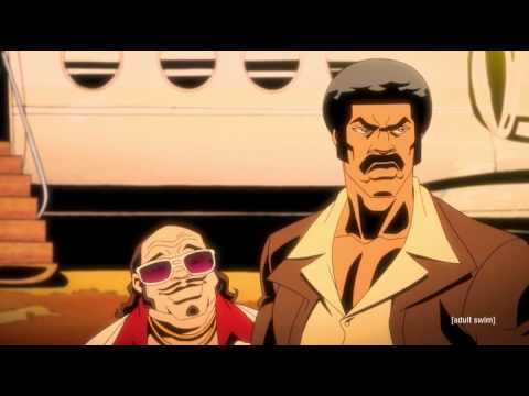 0 Black Dynamite Ep.3   Richard Pryor Cocaine