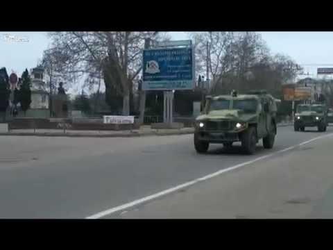 RUSSIA CRIMEA INVASION