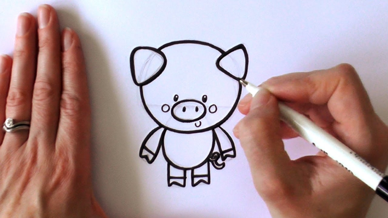 Paper Rad Cartoon Workshop Pig Tales Digest Paper Rad