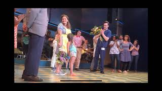 """SHE USED TO BE MINE"" Shoshana Bean FINAL performance in WAITRESS (GOOD QUALITY)"