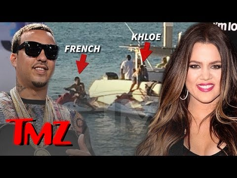 Khloe Kardashian & French Montana BANGING!? -- BFF Double Date In Key West