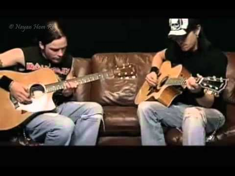 Tears Dont Fall-acoustic-bullet For My Valentine-unplugged-hd video