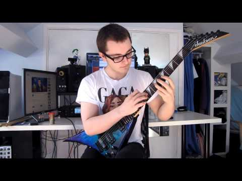 Memphis May Fire | Vices (Guitar Cover)
