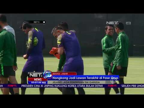 Timnas Sepakbola Indonesia Ditargetkan Masuk Babak Semifinal - NET 5