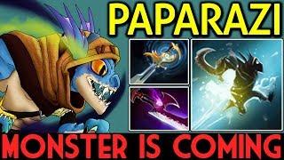 PAPARAZI Dota 2 [Slark] Monster is Coming!