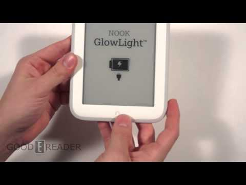 Nook Glowlight Unboxing