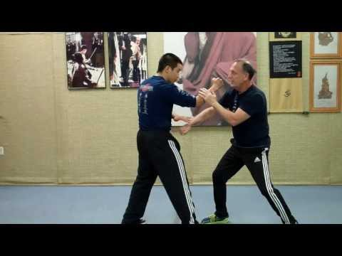 Bruce Lee's Jun Fan Gung Fu: Placements of the Da - Demo and explaination Sifu Rick Tucci Image 1