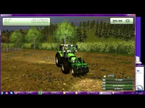 Farming Simulator 2013: How to install: Maps & Mods