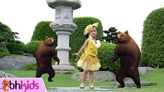 Ba Con Gấu Hàn Quốc | Nhạc Thiếu Nhi Bé Tú Anh 4 Tuổi [Official MV]