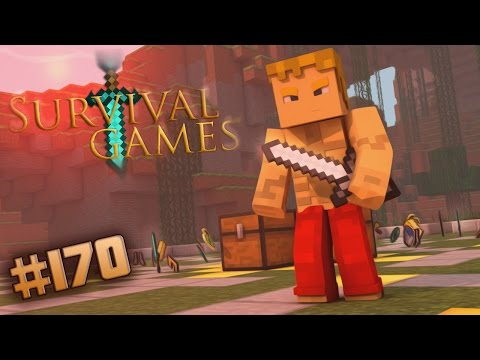Minecraft Survival Games #170 SOU UM DEUS BRILHANTE !