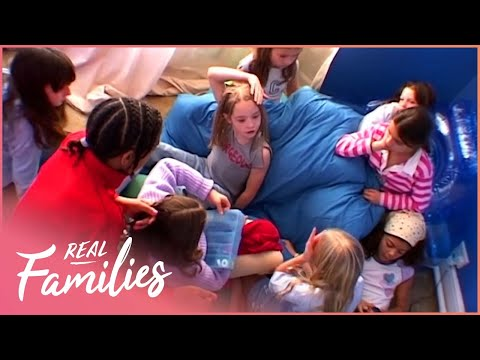 What Would Happen If Ten Girls Were Left To Live Alone Together? | Girls Alone (Full Documentary)