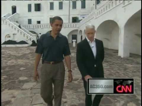 President Obama in Ghana at the Cape Coast Dungeons pt 1-2