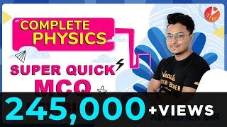 Most Important Class 10 PHYSICS MCQ's with SOLUTION | CBSE Board 2020 Last-Minute Fast MCQ Revision