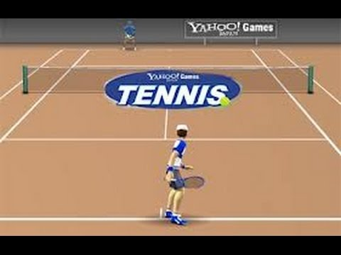 Friv 2 - Yahoo Tennis - I Was Very Against This Game