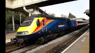 *New Livery EMT Ex- Grand Central HST*