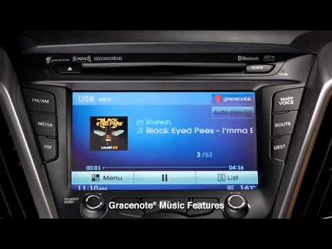 Hyundai Veloster And Turbo Touch Screen And Navigation