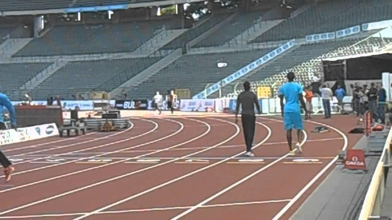 Yohan Blake Abs Usain Bolt  amp Yohan Blake