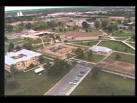 Lawrence, Kansas Helicopter Flyby 80s