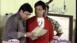 Umer Sharif And Saleem Afridi - Beauty Parlour_clip2 - Pakistani Comedy Stage Drama