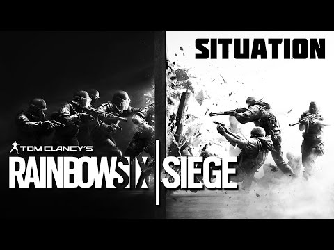 RainbowSix Siege #3 Les Situations! Suite