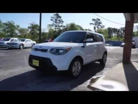 2014 Kia Soul Woodville TX | Kia Soul Dealership Woodville TX