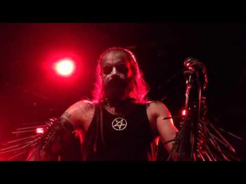 Gorgoroth - Unchain My Heart!!! (live) Mostovna Slovenia 17.12.2015