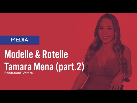 MODELLE & ROTELLE - Tamara Mena Interview [HD - Part Two]
