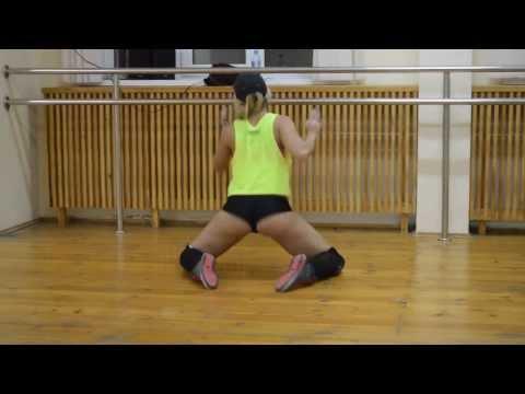 Pranka --- Booty Twerk   Sage The Gemin - Gas Pedal   2013-2014  choreo Ekaterina Klimova video