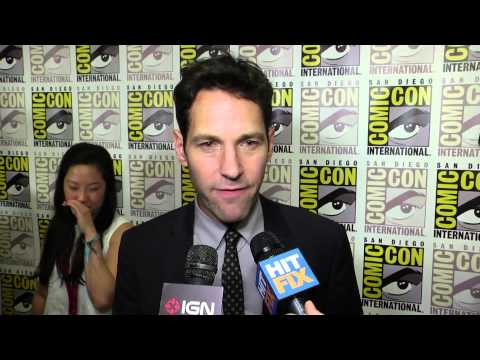 Paul Rudd opens up on Edgar Wright's 'Ant-Man' departure
