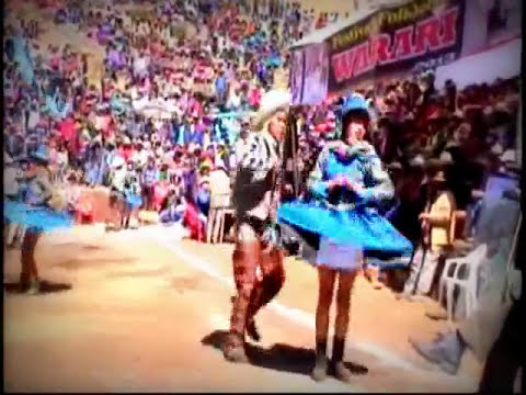 Danza Chumbivilcana 2013..Festival Folklórico Warari 2013 (Livitaca Chumbivilcas)
