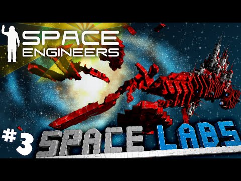 Space Engineers #3 - Harder, Better, Grindier!