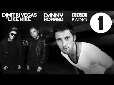 Dimitri Vegas & Like Mike @ BBC Radio 1 Dance Anthems GuestMix ( 2013-06-29 )