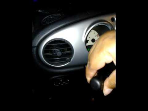2004 Chrysler Pt Cruiser Fog Light Issue