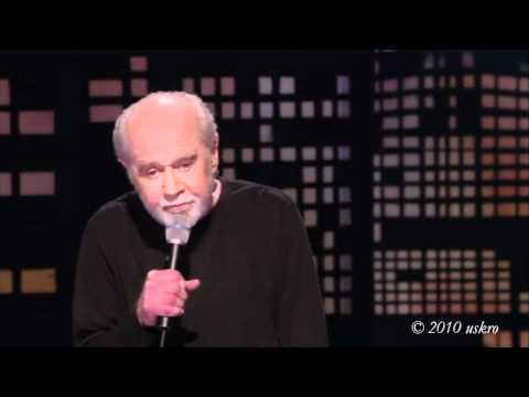 George Carlin - Extreme Human Behavior (Comportament uman extrem) [RO SUB][uskro]