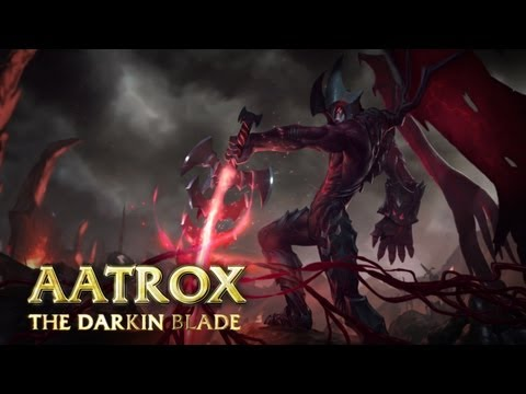 Aatrox Champion Spotlight Music Videos