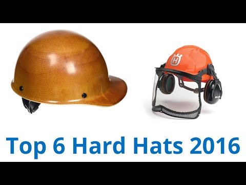 6 Best Hard Hats 2016