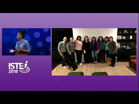 Patricia Brown | ISTE 2018 TED Talk | Compassionate Conversations – Lessons From Ferguson