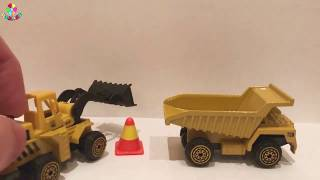 JCB Toy Video for kids | JCB & Dumper Toy Review | Toys Videos For kids & Childrens