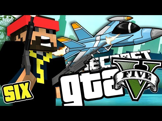 Minecraft GTA 5 - WE NEED $70,000!!