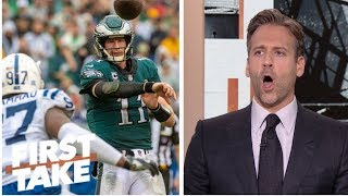 Max Kellerman: Carson Wentz and the Eagles