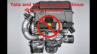 Tata also joins Maruti in discontinuing Diesel Cars   Explained