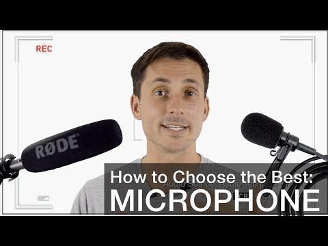 [Microphone REVIEWS] The Best Mic for Your Videos (Audio Tutorial)